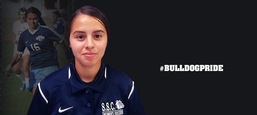 Nataly Rodriguez is a NJCAA DI Second Team All-American