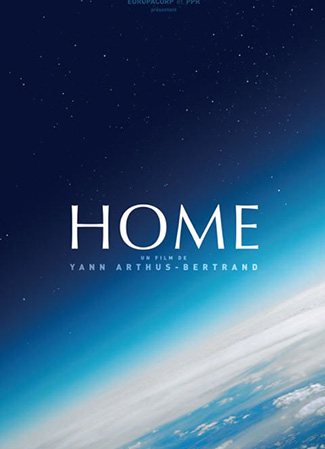 "Movie poster for ""HOME"""
