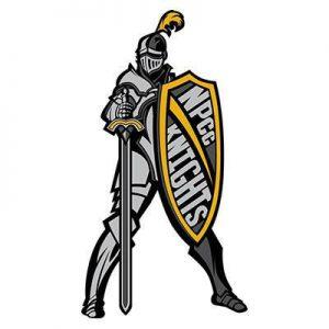 North Platte Community College Knights sports logo