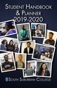 2019-20 Student Handbook cover
