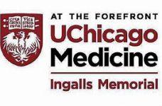 U of Chicago Medicine/Ingalls Hospital logo