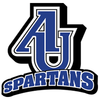 Aurora University Spartans sports logo