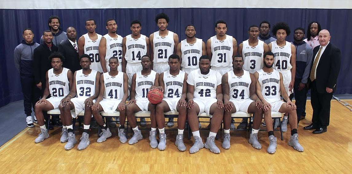 2019 20 Men S Basketball Roster South Suburban College