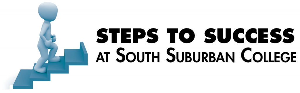 STEPS TO SUCCESS at South Suburban College