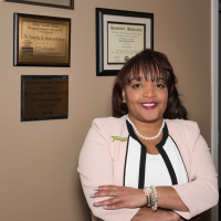 Photo of SSC President Lynette Stokes