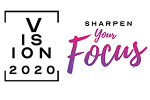 VISION 2020 - The Chicago Women's Conference logo