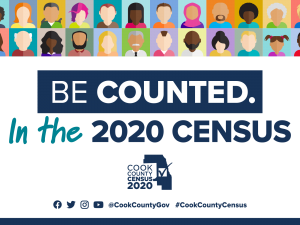 2020 Cook County Census Logo