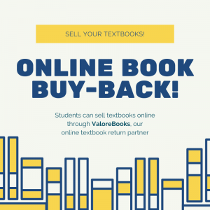 ONLINE BOOK BUY-BACK from ValorBooks