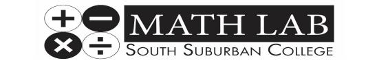 SSC MATH LAB header