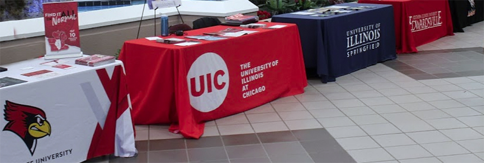 Photo of University Visits