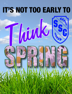 It's Not Too Early to Think SPRING at SSC