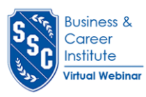 Business & Career Institute Virtual Webinar
