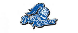 Olney Central College Blue Knights logo