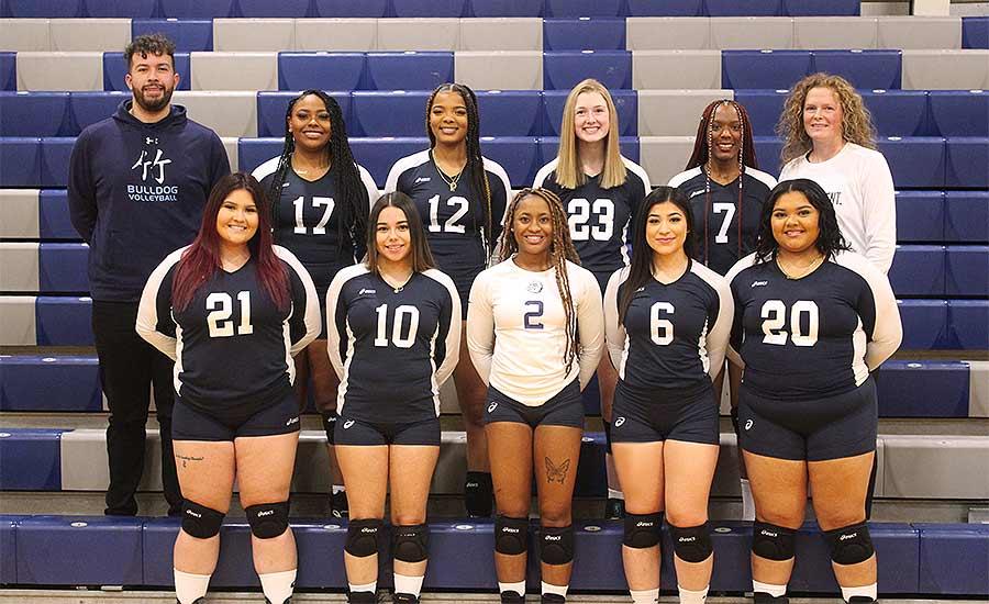 2020-21 Volleyball Team