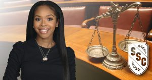 Photo of a Paralegal Student