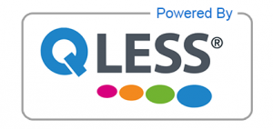 Powered by QLESS