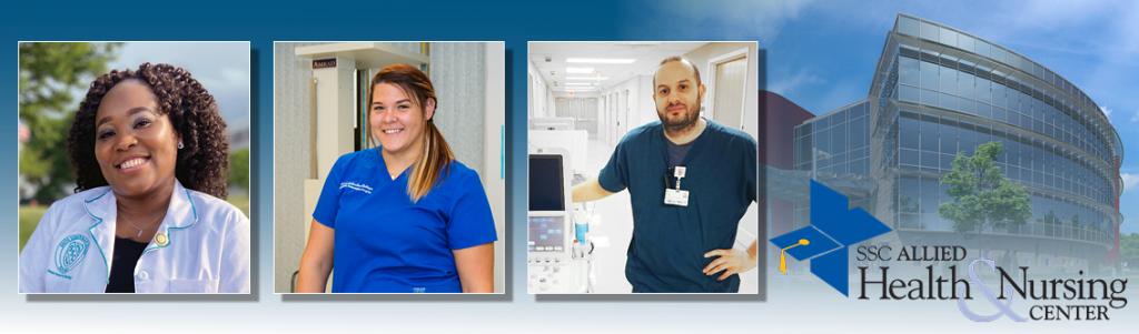 Photo of the Allied Health & Nursing Center