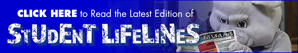 CLICK HERE to Read the Latest Edition on STUDENT LIFELINES