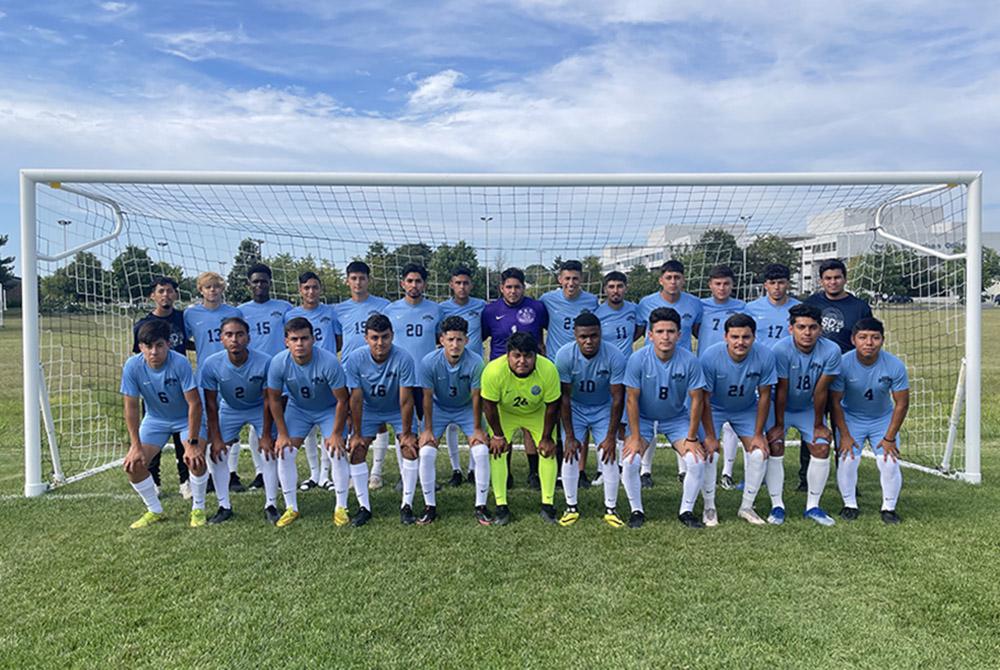 Photo of 2021 Men's Soccer team