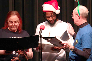 Photo from a past SSC Holiday concert