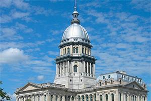Photo of Illinois Capital Building