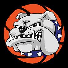 SSC Bulldog Basketball logo