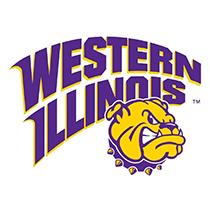 Western Illinois University Leathernecks logo